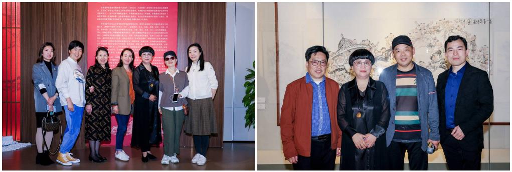 乐和弥勒·慈爱人间——王玮百幅弥勒精品展在临海市博物馆开幕