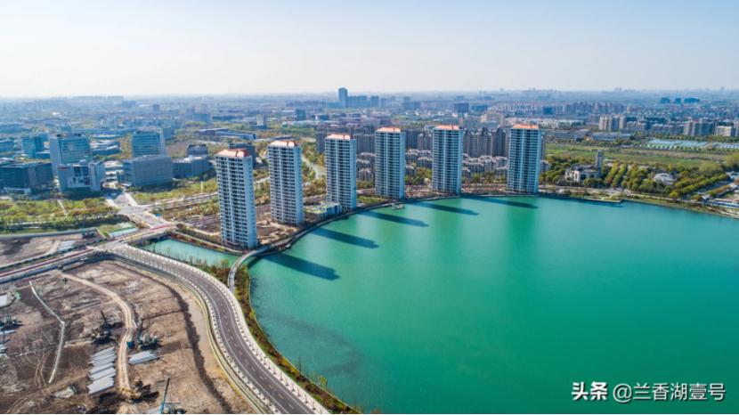 绝版生态资源 一流装修和品质 成就兰香湖壹号的惊艳形象
