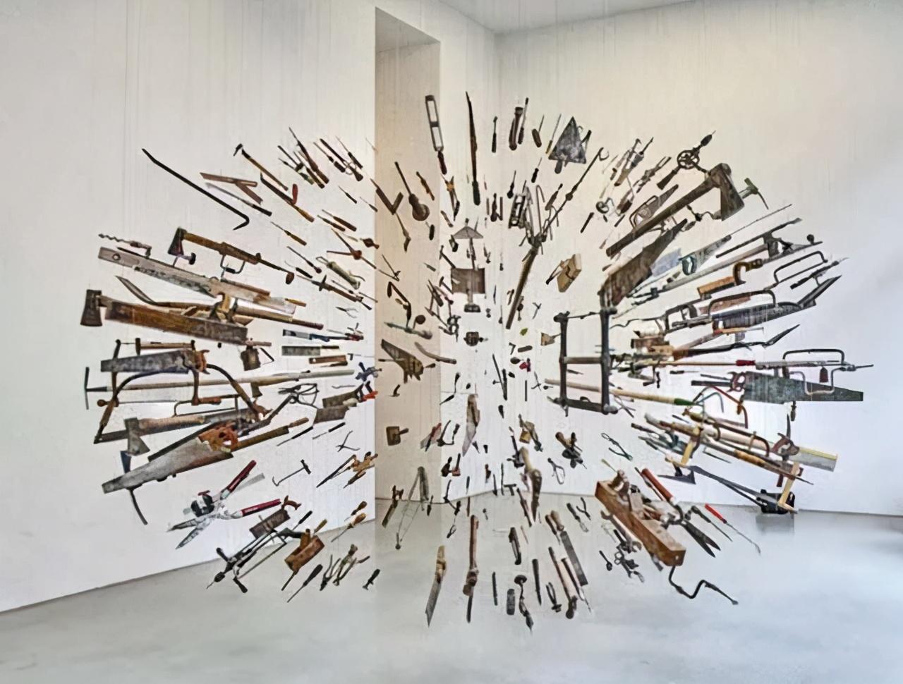 装置艺术是什么?看完这16个作品,你一定会喜欢上它