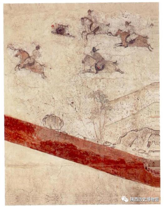 御马六鞘及其相关问题——从唐代墓葬壁画谈起