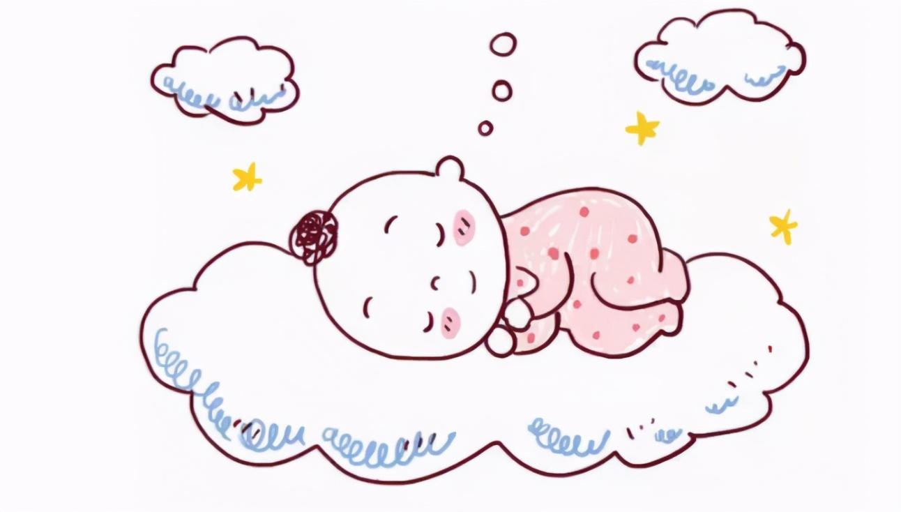 新生儿睡觉不踏实