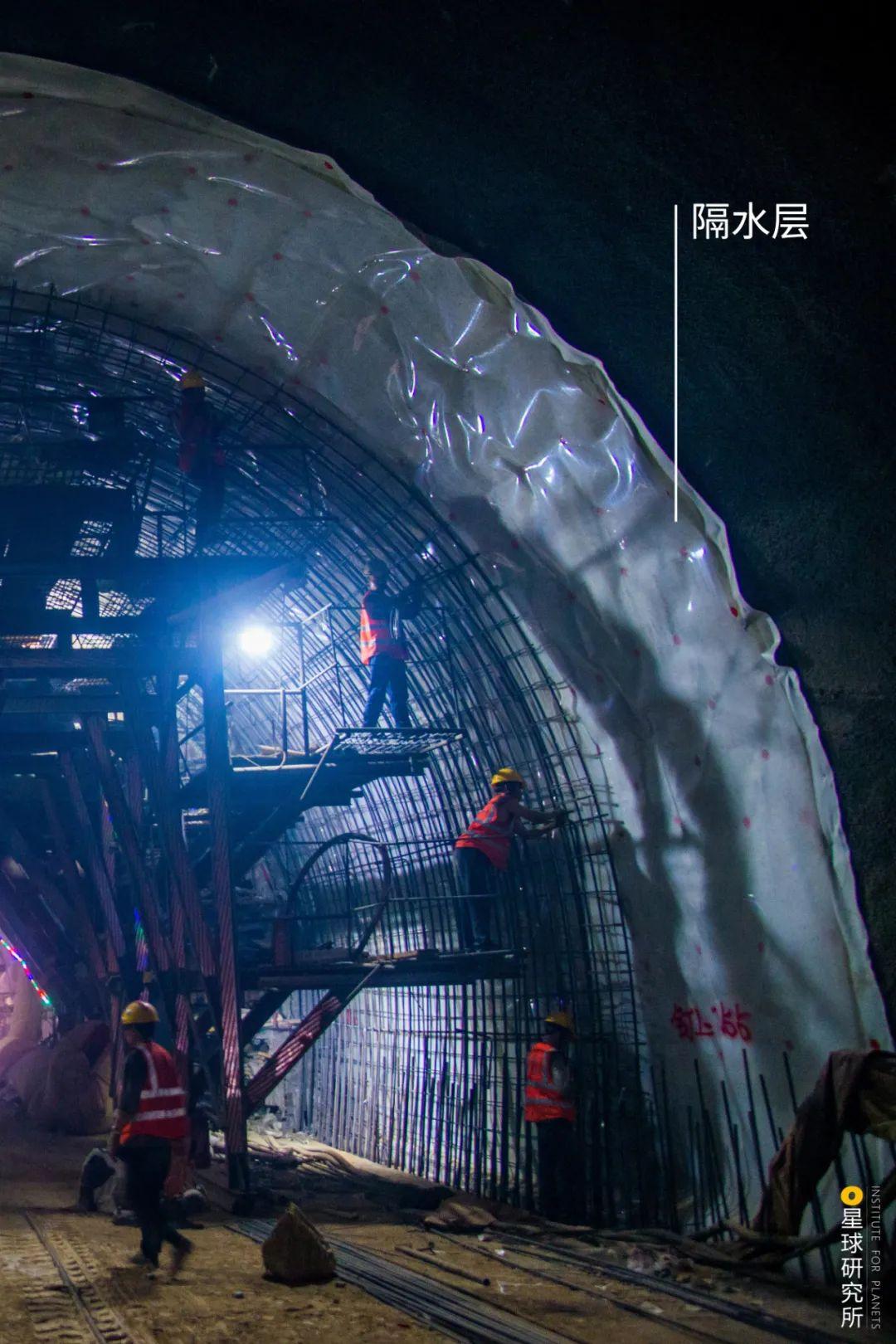 30000座隧道的诞生!(上)