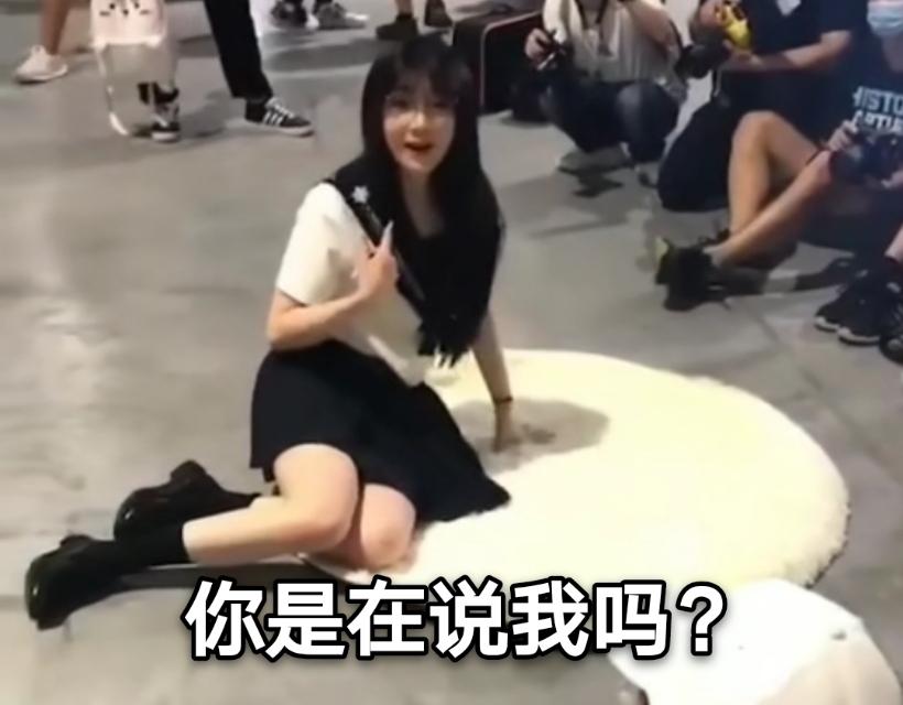 上海JK使命女主发声:不美不雅措施系误传,清静裤也挡不住前面摄像:穿着裙子在野战