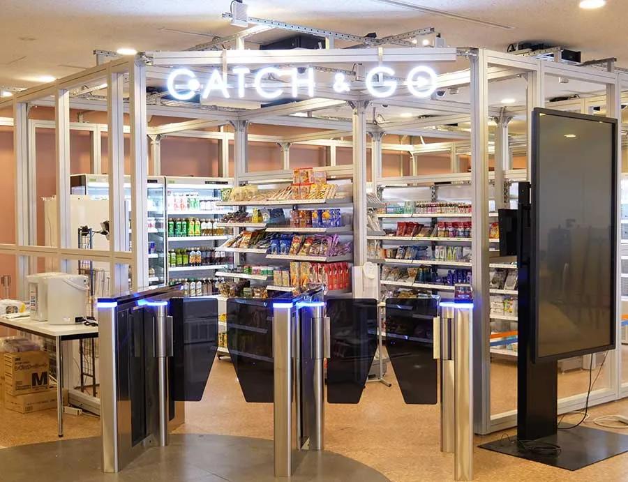 永旺旗下超市引入云拿AI无人店系统,加速日本零售智慧升级