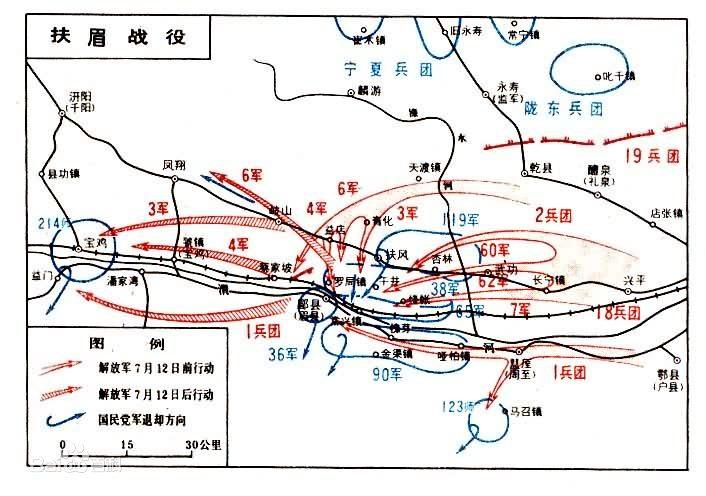 咸阳阻击战背后的故事,准备了上万张病床,却只有200多伤亡