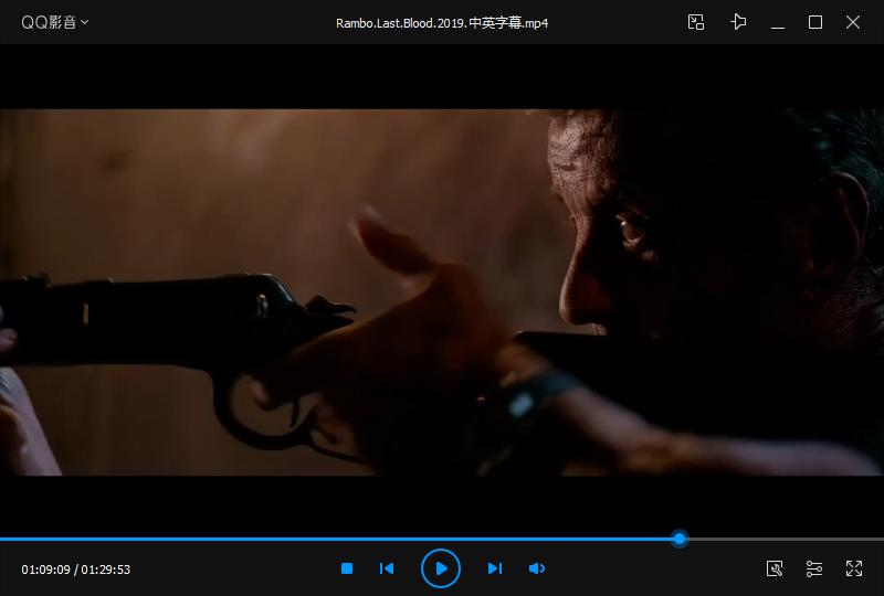 《第一滴血5:最后的血》大片现场,史泰龙诠释硬汉中的硬汉样子