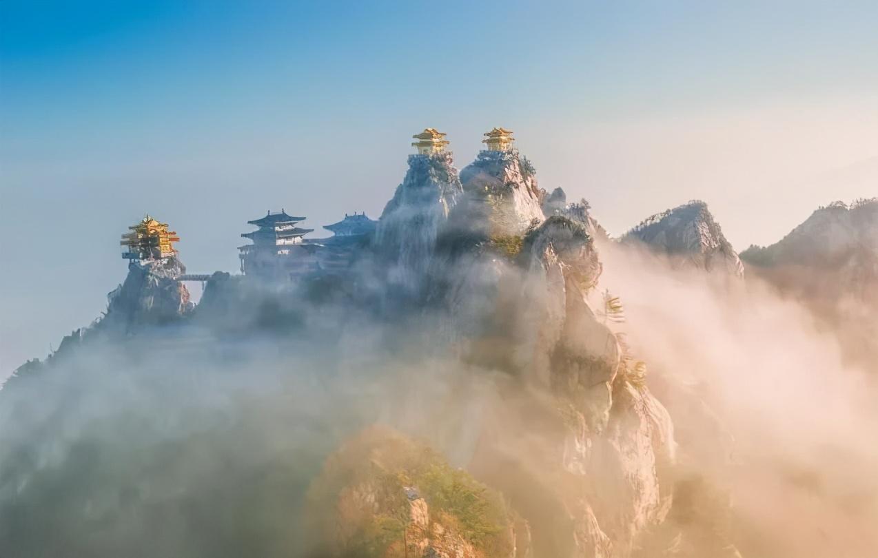 """中国这么多老君山,哪一座最""""仙""""?"""