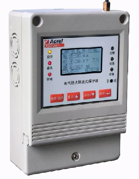 电气防火限流式保护器可以预防线路短路及线路老化