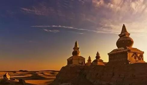 《鬼吹灯》中的黑水城真实存在,文物宝藏被俄罗斯洗劫一空