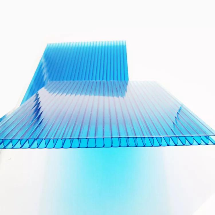 PC阳光板连栋温室大棚