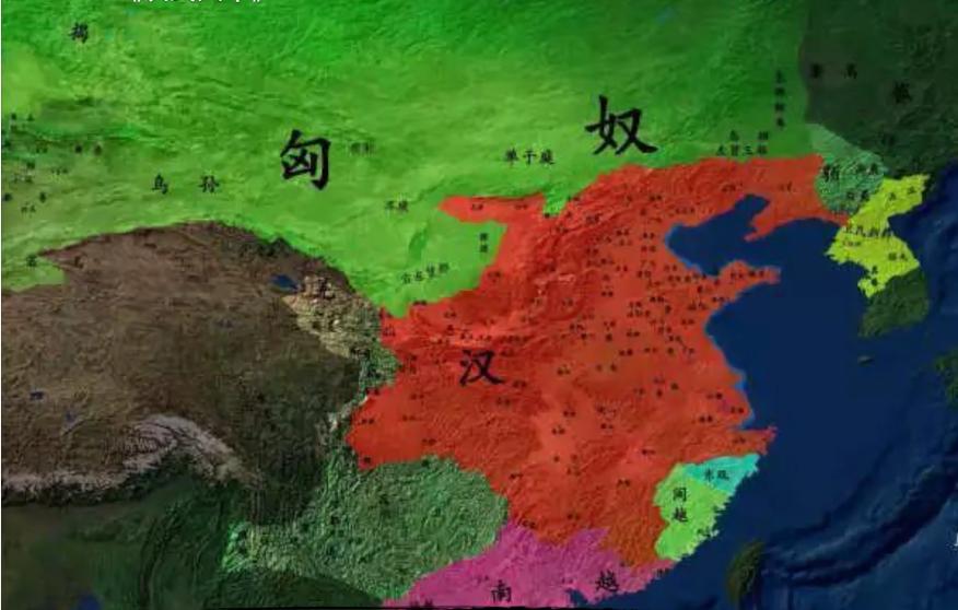 将国土扩大两倍的汉武帝,是如何担起东征西讨30年的巨额军费?