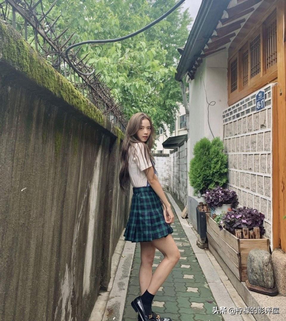 BLACKPINK 成员金智秀确定将会出演《雪滴花》女主角啦!
