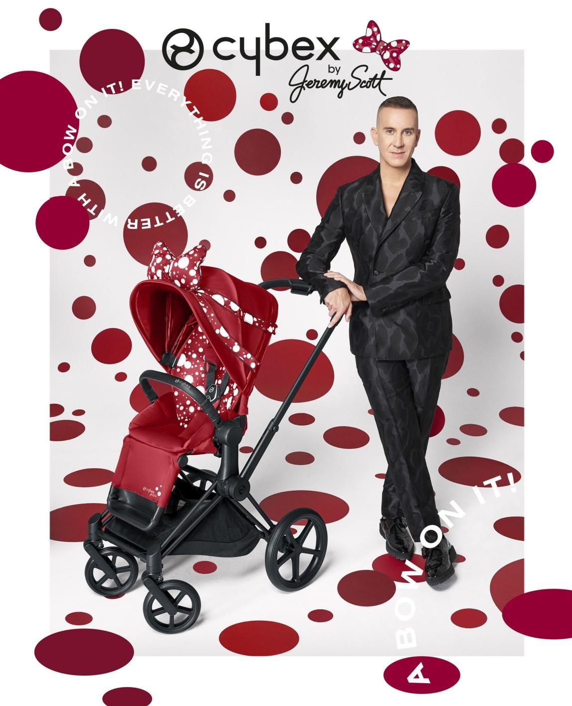 CYBEX紅白之約 品鑒Petticoat時尚系列