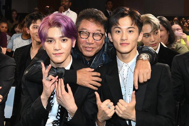 SM股价暴涨!NCT记头功,本土专辑销量接近BTS