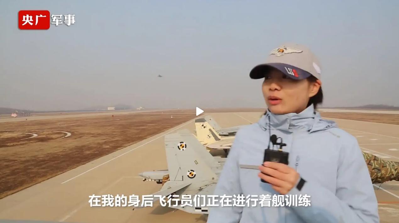 美媒:弹射型歼-15T舰载机曝光,中国超级航母呼之欲出