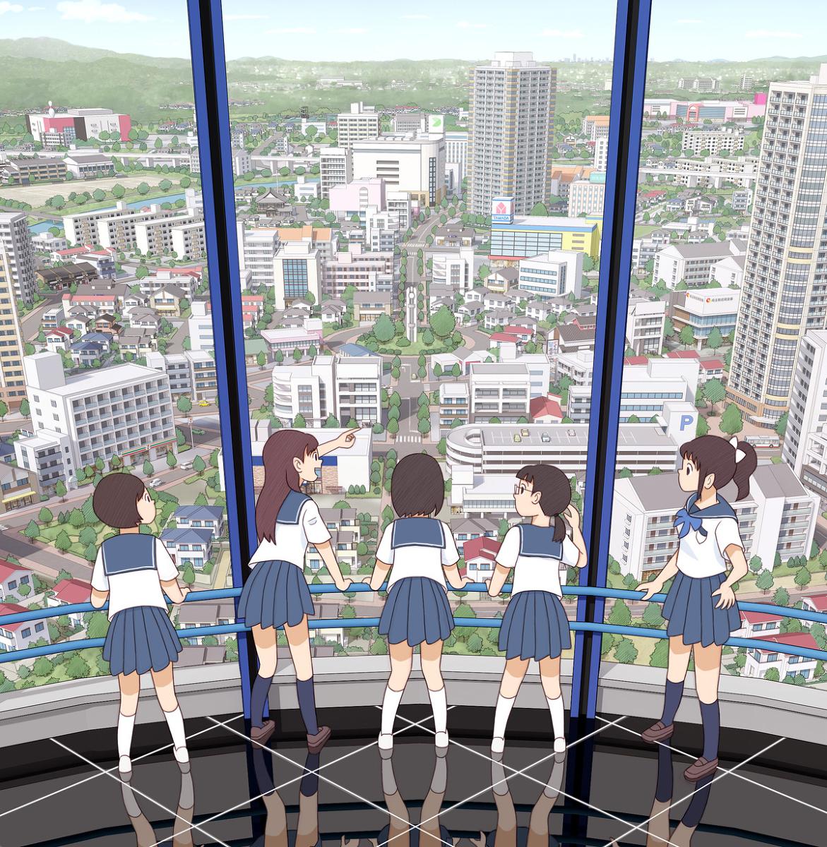 日本畫師筆下的「青春期」,熱評卻是:太日本了!高中生才不這樣