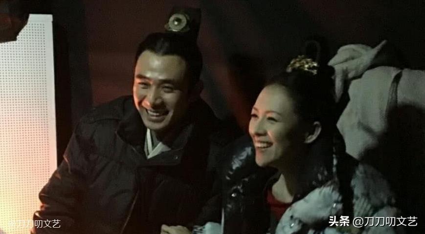 三度改名,章子怡新剧《上阳赋》曝剧照,剧迷惊呼:玉娇龙回来了