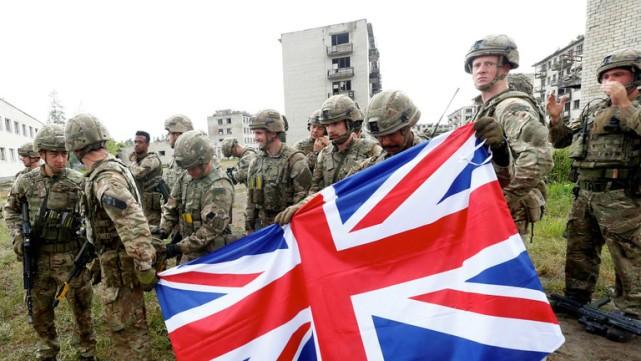 英國特種部隊自不量力,想和中俄大軍一決高下? 硬碰硬必死無疑