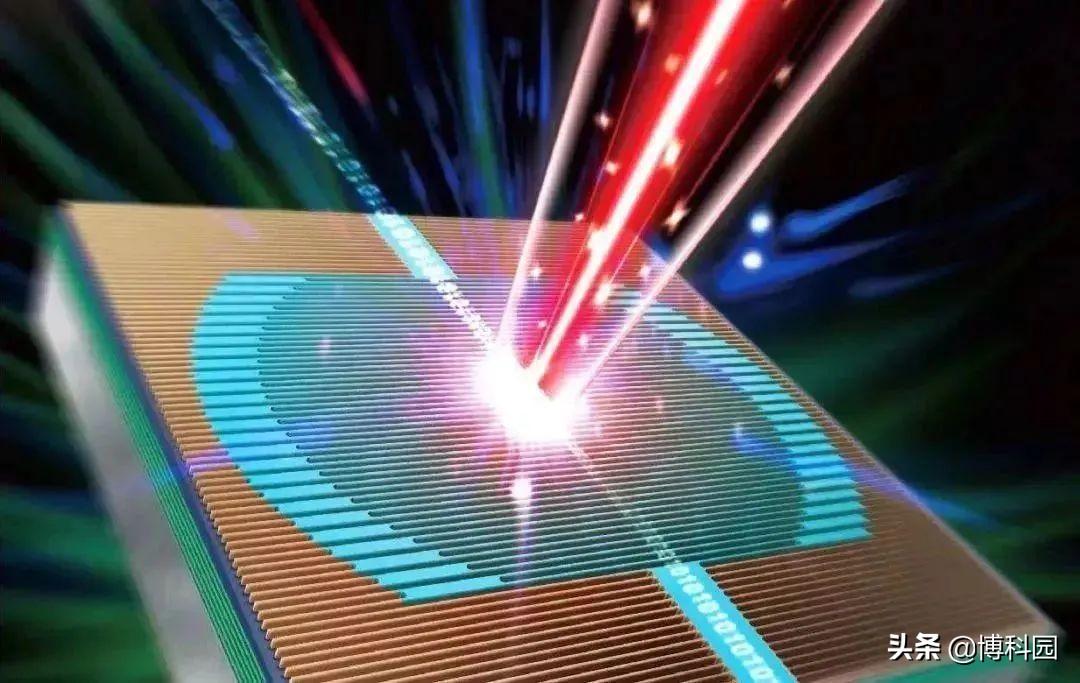 首次观察到:电子的谷之间,有一种新型过渡方式的光发射