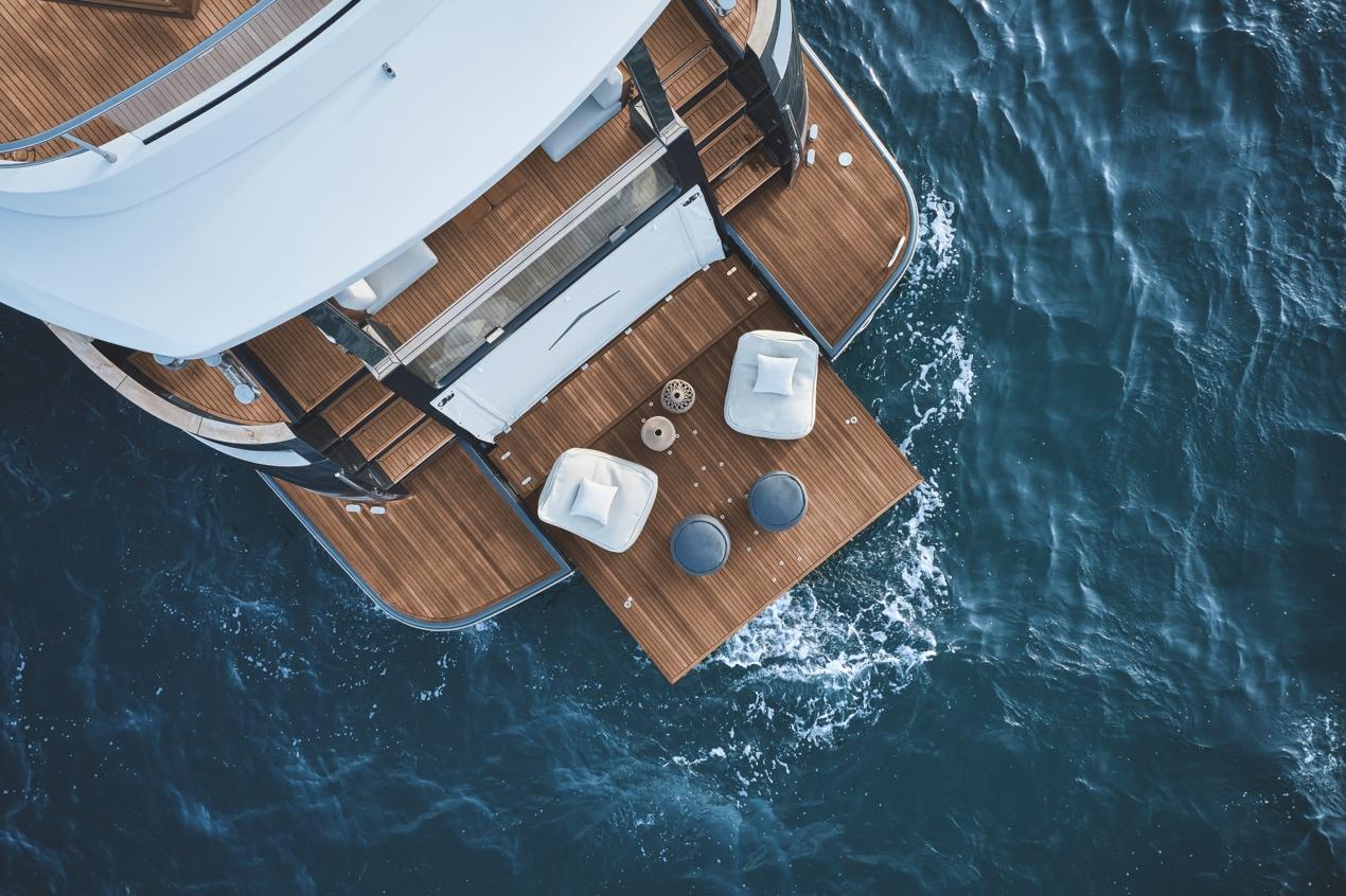是游艇也是艺术品