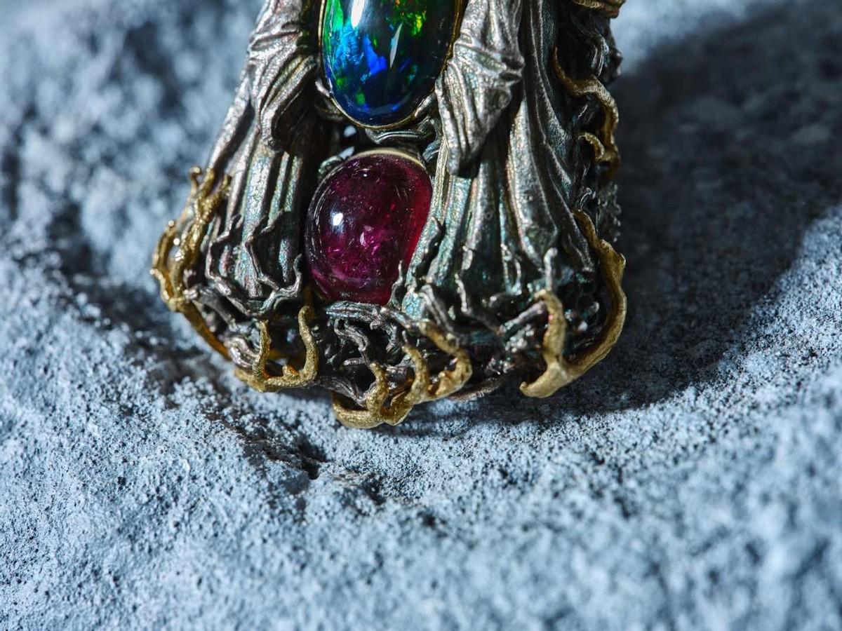 专访高定珠宝设计师林子量:探索北欧古典文化与当代艺术奇幻世界