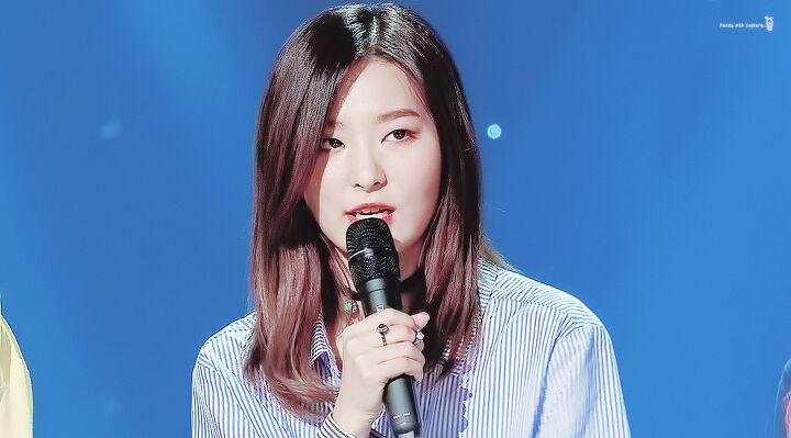 Red Velvet姜涩琪:人品成就爱豆的未来