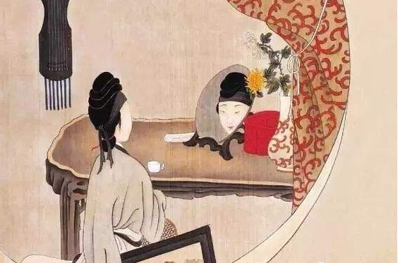 """""""懒起画蛾眉,弄妆梳洗迟"""",浅谈中国古代女子的美容护肤方式"""