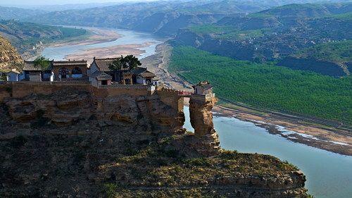 依水而建的美丽小城——佳县