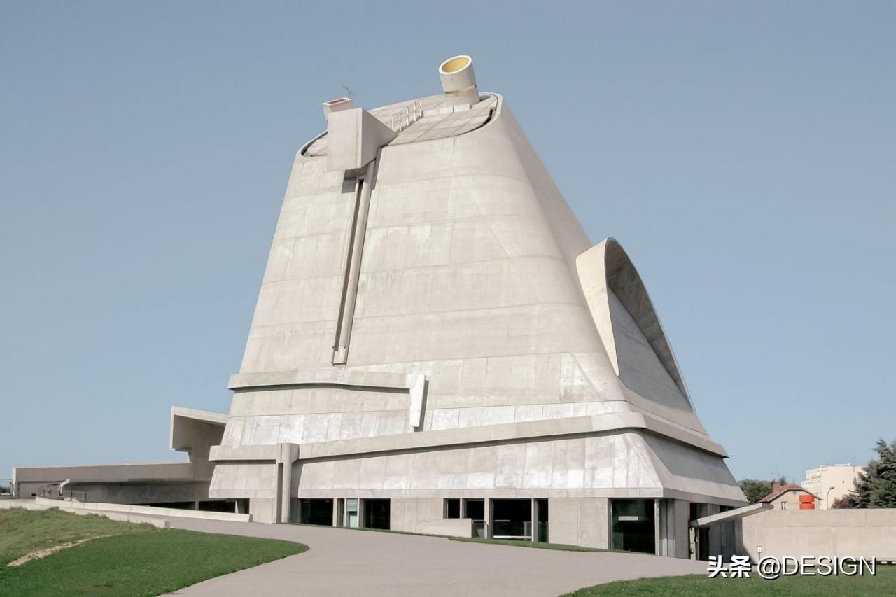 世界著名建筑大师的10个作品,最后一个是你教材里的经典案例