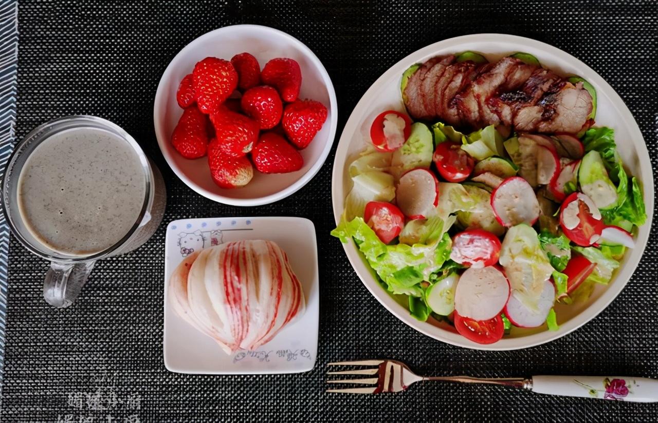 50岁阿姨一人食的精致早餐,6天换着花样做,好吃又好看 美食做法 第5张