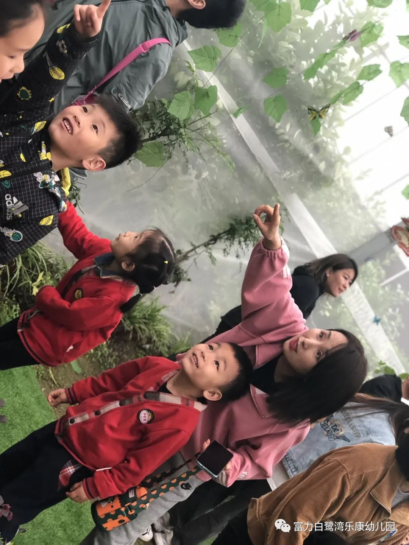 「活动回顾」:富力白鹭湾乐康幼儿园亲子社会实践活动走进新未来