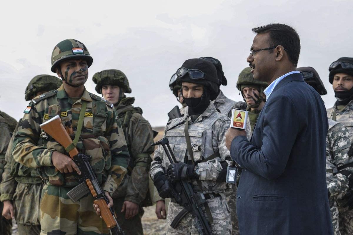 继演讲警告后,印度释放更危险信号,此时中方在边境默默干一件事
