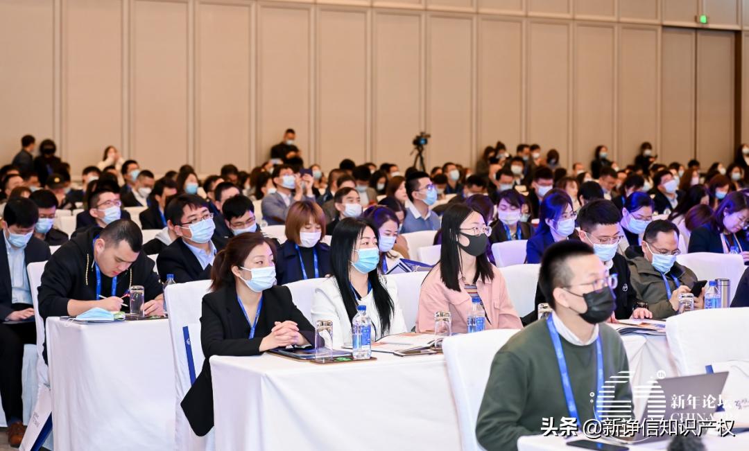 """新诤信版权服务团队喜获""""2020年度中国杰出知识产权服务团队""""奖"""