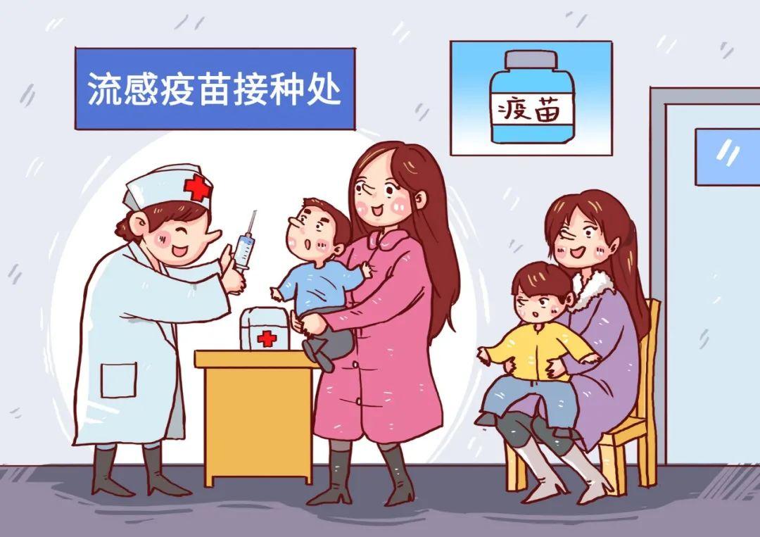 新冠后疫情时代,宝宝该如何接种流感疫苗