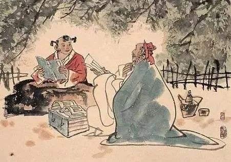 歷史上最經典的三首《勸學詩》:書中自有黃金屋,書中自有顏如玉
