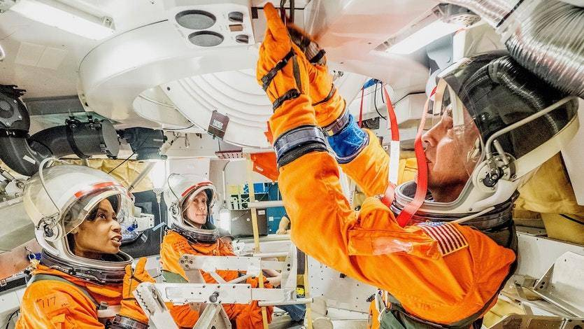 免疫系统大打折扣!太空生活究竟有多难?