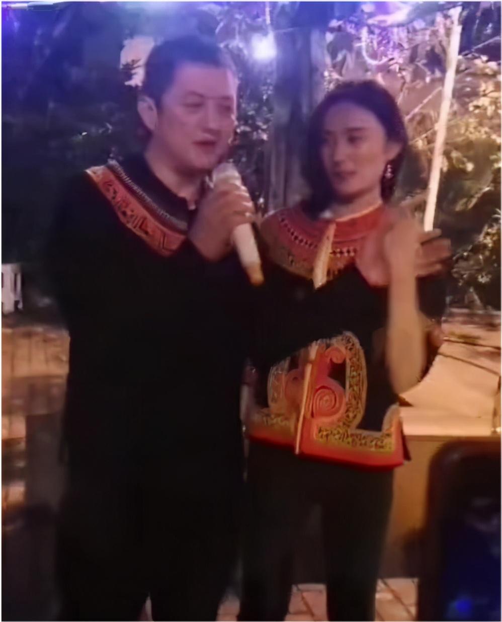 李亚鹏与新欢牵手官宣恋情,女方是90后超模曾参演《那年花开》