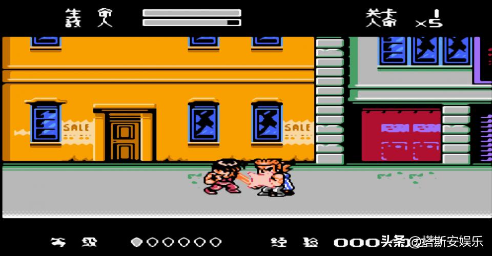 童年最经典的横版格斗闯关游戏,你还有印象吗
