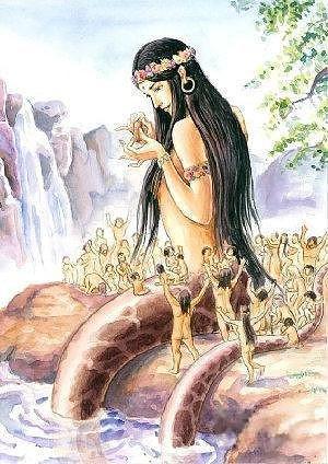 普遍流传至今 人凡民俗文化12大古时候候神话传说小故事