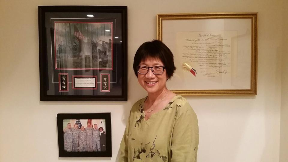 """""""台独""""早已穷途末路,华裔女性被提名五角大楼副防长,大打""""台湾牌""""目的明确"""