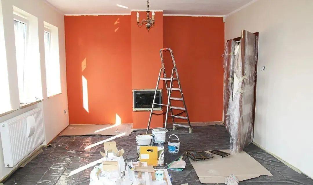 墙面刷新|墙面粉刷效果好不好,工艺是关键