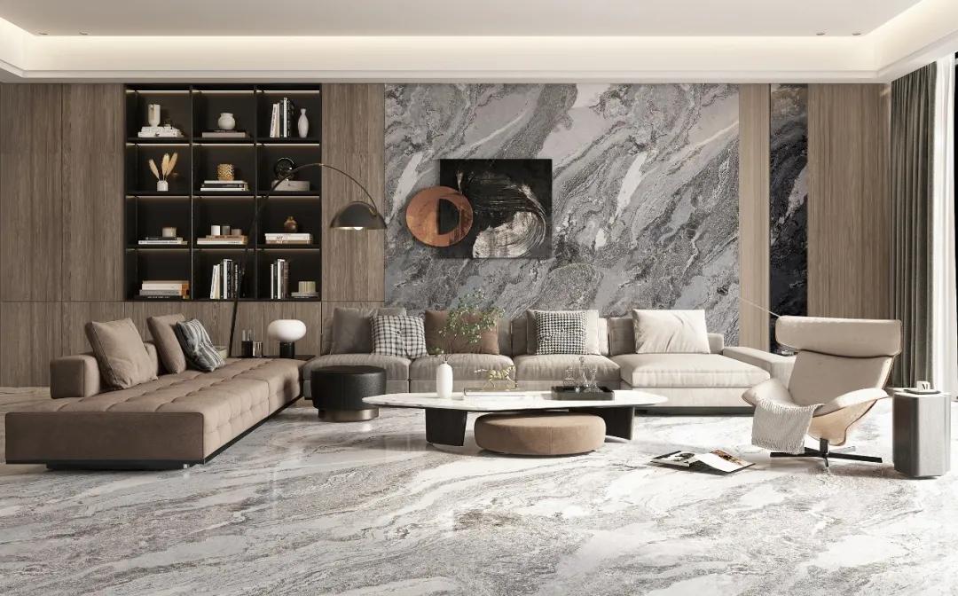 耐磨度比普通瓷砖高出3倍,大角鹿瓷砖不一般