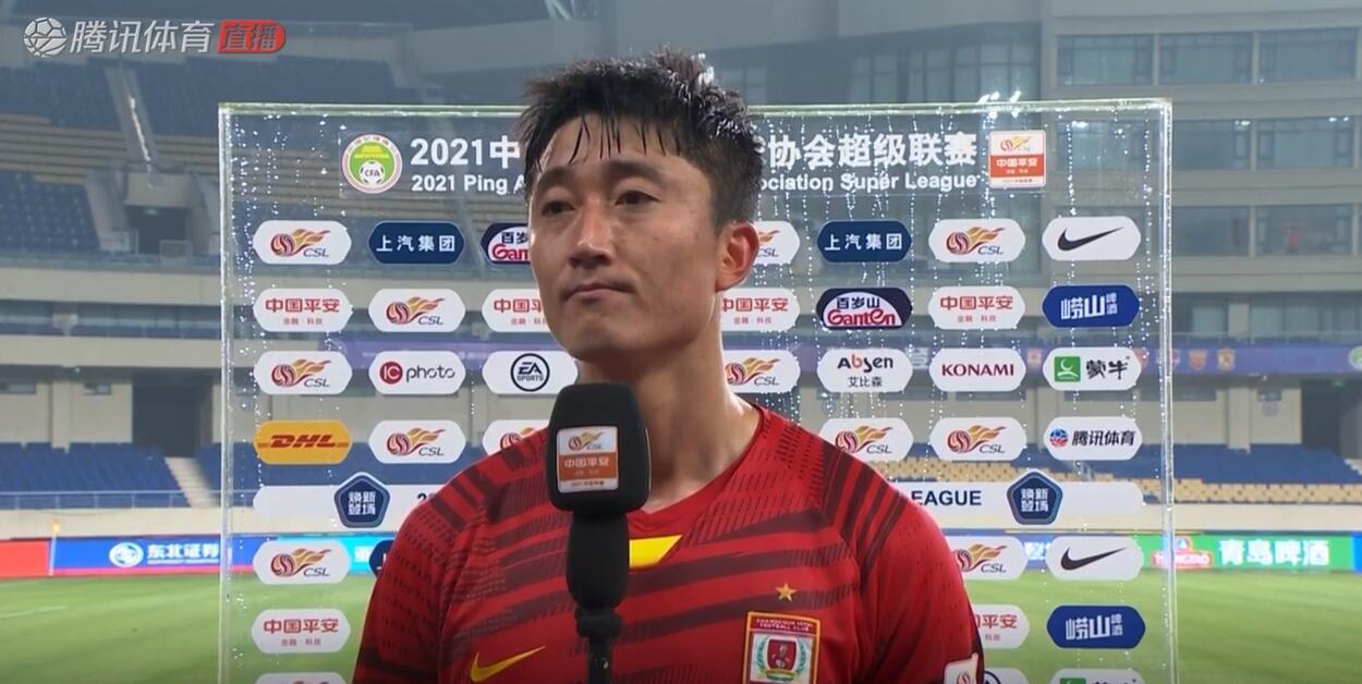 孙捷:长春亚泰防守做得不错,进攻如果再好点就可以拿到3分