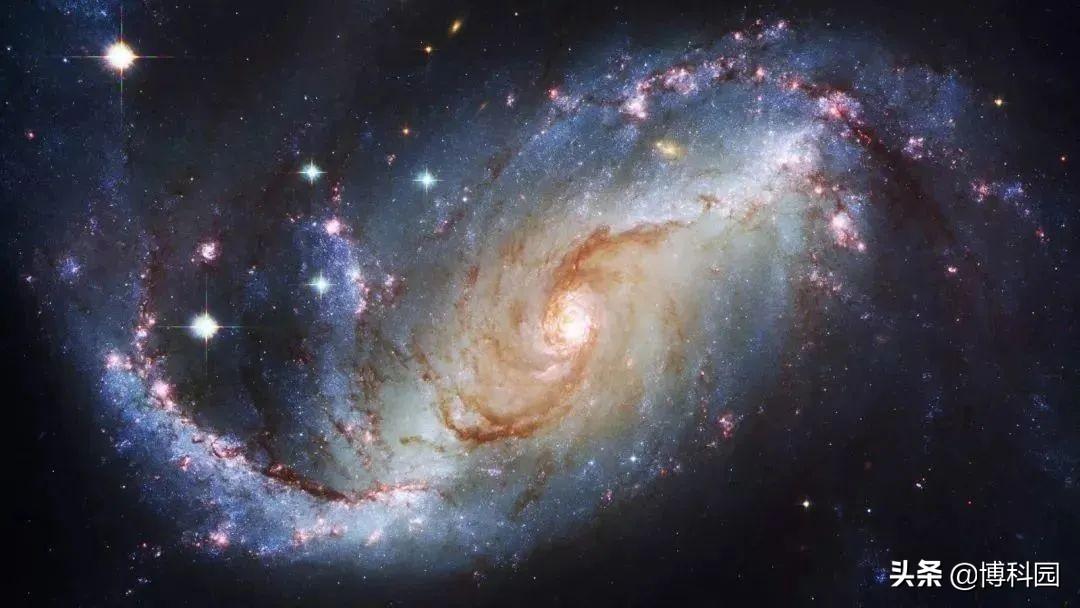 """每8000万年才发生一次,银河系上演""""宇宙之舞""""最精彩的相遇"""