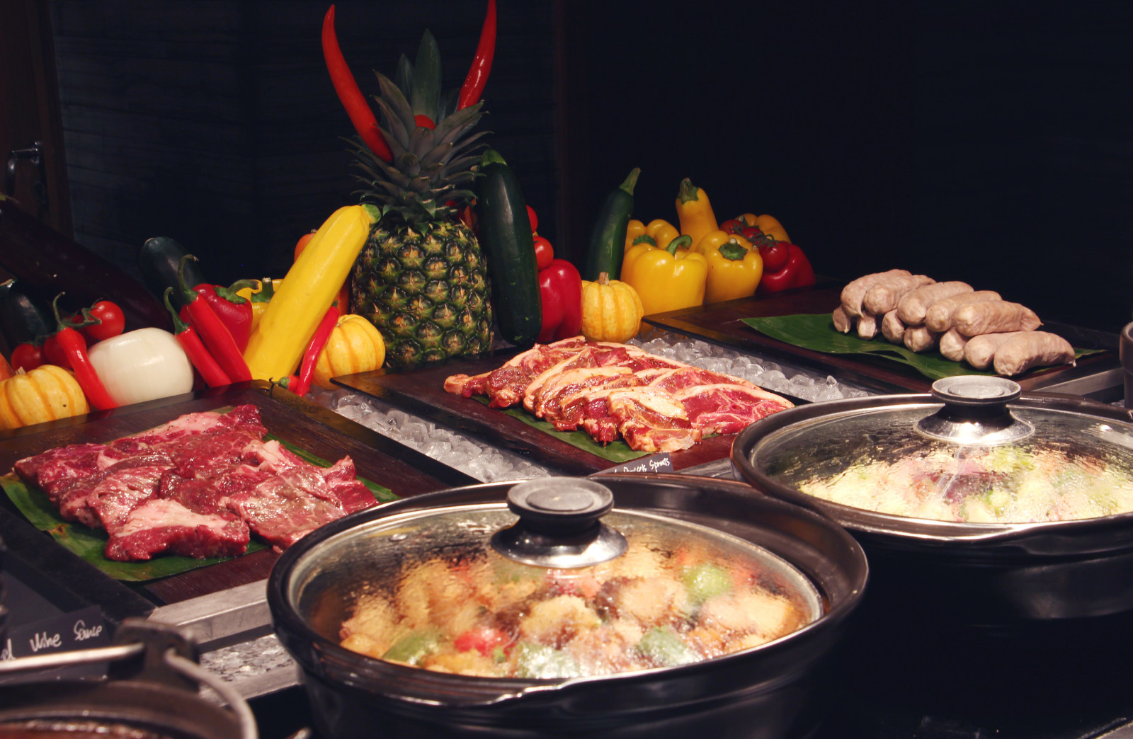 上海 | 冬日限定羊蝎子火锅