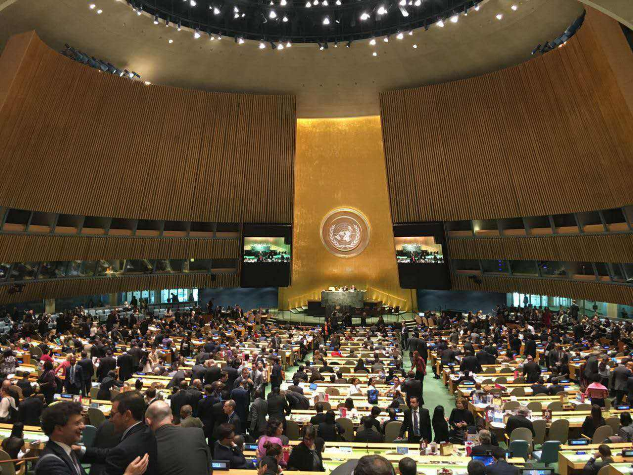 对安理会成员国发起攻击?联合国大会上,美代表突兀发言引众怒