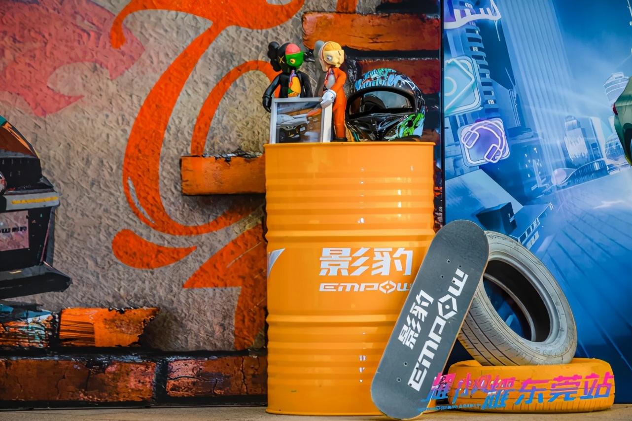 新一任网红运动车,影豹在东莞正式上市