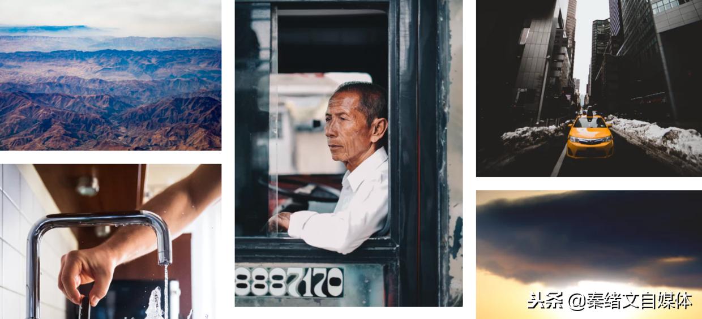 4个图片素材网站,无版权,免费用,自媒体人超级实用!