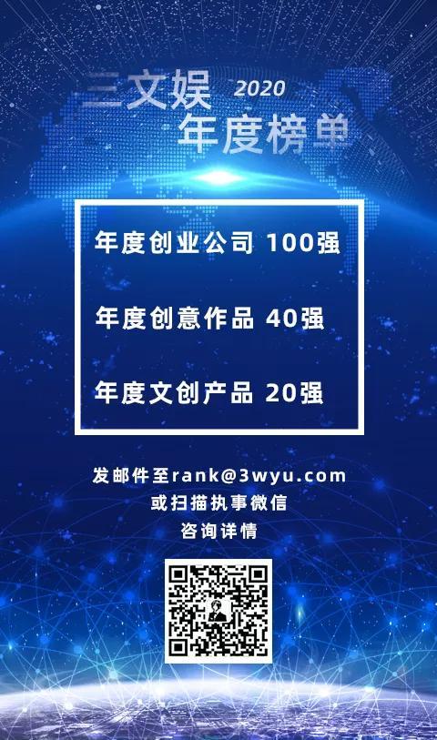 中国潮玩衍生品创业公司50强,投票开始