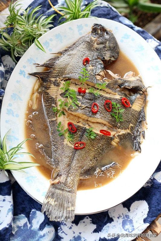 11道讲究的家常菜,鳝鱼,海参,茧蛹和比目鱼做法简单又健康。 家常菜 第7张